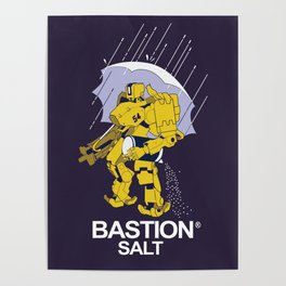 Salty Poster