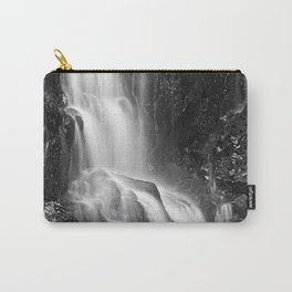 Avalon Falls - Black & White Carry-All Pouch