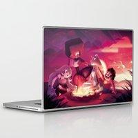 steven universe Laptop & iPad Skins featuring Steven Universe by Attyca