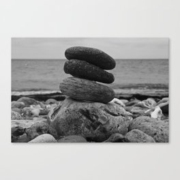 Stoned Canvas Print