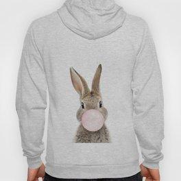 Bubble Gum Bunny Hoody