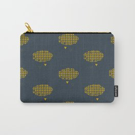 Dco mustard clouds Carry-All Pouch