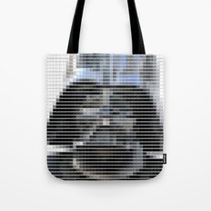 Darth Vader - StarWars - Pantone Swatch Art Tote Bag