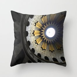 The Ceiling Throw Pillow