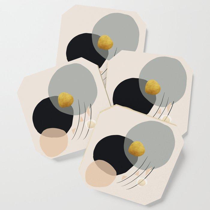 Modern minimal forms 24 Coaster