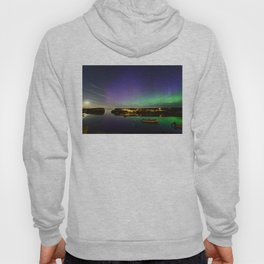Shooting Star Aurora at Lanes Cove Hoody