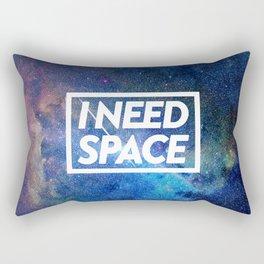 I need space Rectangular Pillow