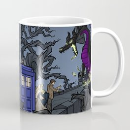 And Now You Will Deal with ME, O' Doctor Coffee Mug
