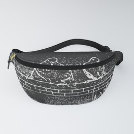 Philly Pigeons 2 Fanny Pack