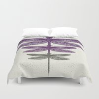 dragonfly Duvet Covers featuring Dragonfly  by rskinner1122
