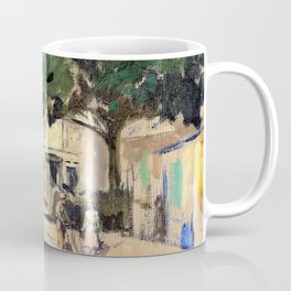 The Fountain Tavern, Penzance, circa - Stanhope Alexander Forbes Coffee Mug