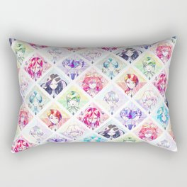 Houseki no kuni - Infinite gems Rectangular Pillow