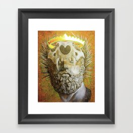 """The Protector"" Framed Art Print"