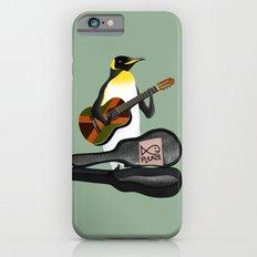 Penguin Busking iPhone 6s Slim Case