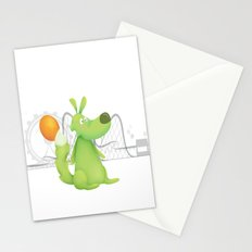Feeling Green... Stationery Cards