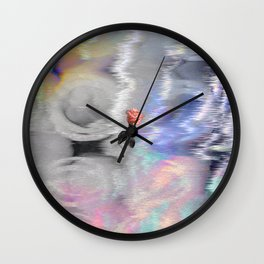 Noise Rose Wall Clock