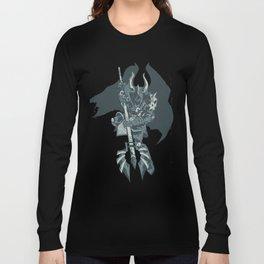 Nightmare Demonic Knight Long Sleeve T-shirt
