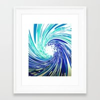 focus Framed Art Prints featuring FOCUS by Chrisb Marquez