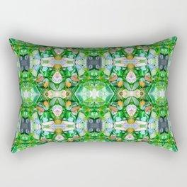 Sea Glass 17 Rectangular Pillow