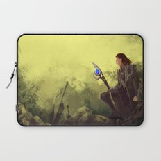 the would be king Laptop Sleeve