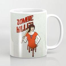 Zombie Killer Coffee Mug