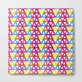 Triangle Special A Metal Print