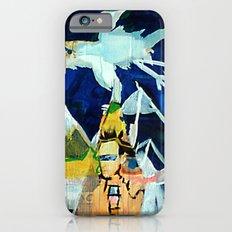 White Bird Love iPhone 6s Slim Case