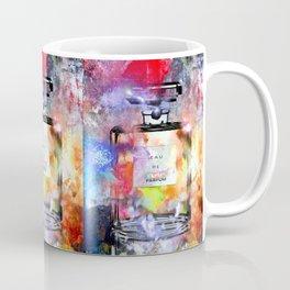 Parfum Painted Coffee Mug