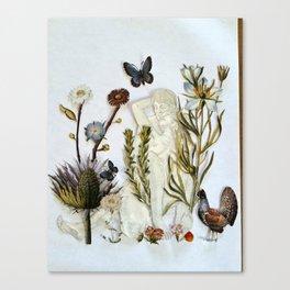 Gardening and Other Euphemisms Canvas Print