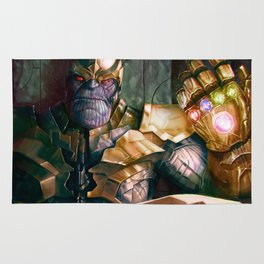 Thanos: Infinity Gauntlet  Rug