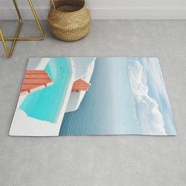 Santorini Pool Rug