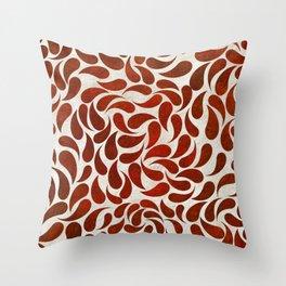 Petal Burst #36 Throw Pillow