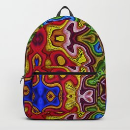 Chaotic chaos Backpack