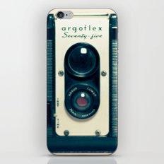 Camera iPhone & iPod Skin
