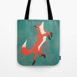 Sly Fox Tote Bag