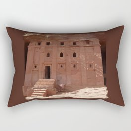 Ethiopian Church Rectangular Pillow