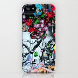 Space is Infinite iPhone Case
