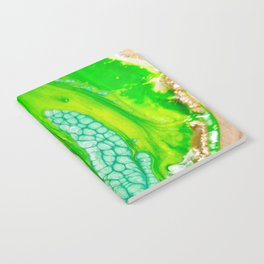 Histology of Abstract Notebook