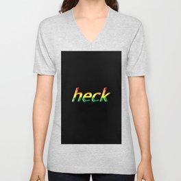 heck Unisex V-Neck
