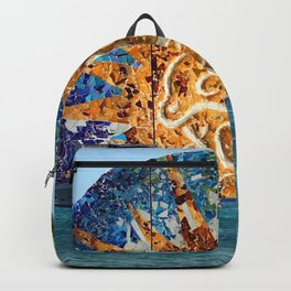 Park Guell x Mykonos Backpack