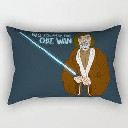 NO COUNTRY FOR OBI WAN Rectangular Pillow