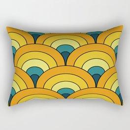Rainbow Lane Rectangular Pillow
