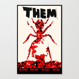 Them! Canvas Print