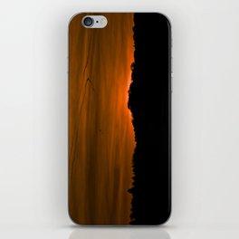Winter Sunset III iPhone Skin