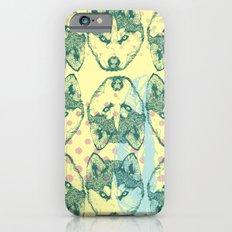 Wolf Print Slim Case iPhone 6s