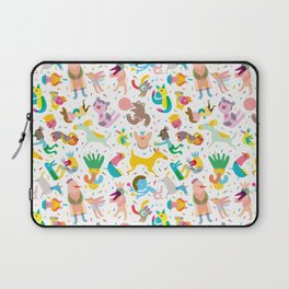 Party! Laptop Sleeve