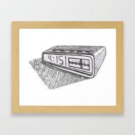 Wake Me Up Before You Go Go Framed Art Print