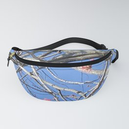 First Buds in Spring Fanny Pack