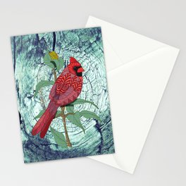 Virginia Cardinal Stationery Cards