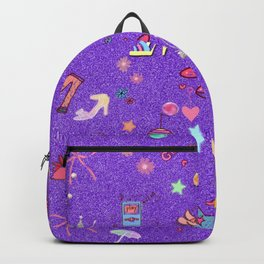 girls Life, lilac Backpack